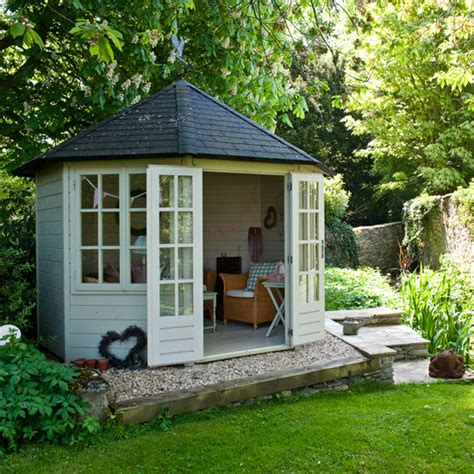 Summerhouse Shed by Country Garden With Summerhouse Garden Inspiration