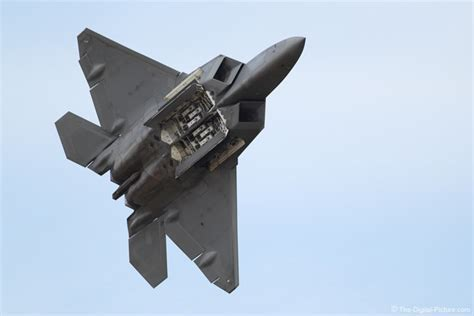 F 22 Raptor with Bomb Doors Open