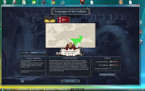 empire total war ottoman empire strategy austria ottoman empire napoleon total war mods