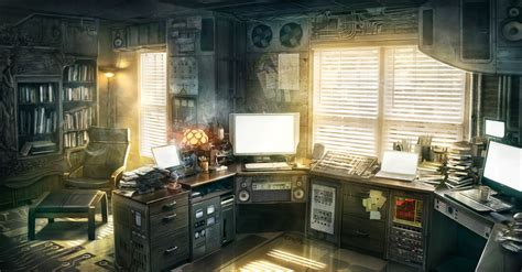 Office Interior Design Dubai by Incredible Post Apocalypse Art 20 Pics I Like To Waste