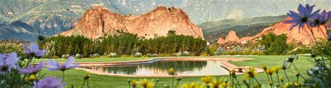Garden Of Gods Resort by Colorado Springs Hotels Garden Of The Gods Club And
