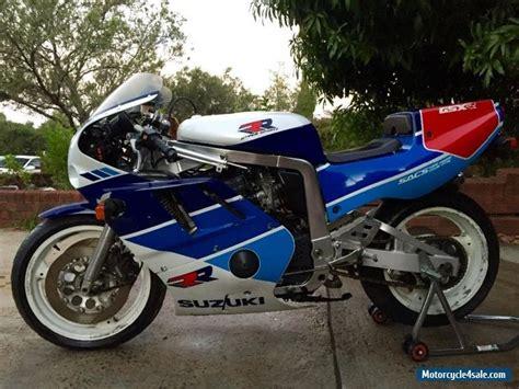 Suzuki Rr Suzuki Gsx R750 Rk Rr For Sale In Australia