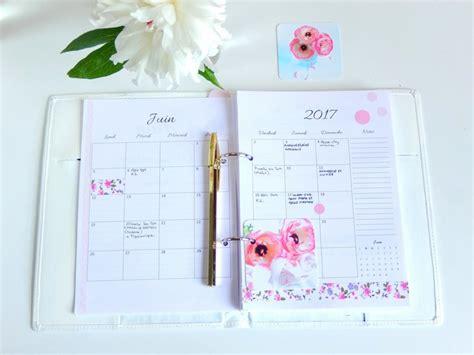 Agenda 2018 à Imprimer Mi Bullet Journal Mi Planner L Agenda 2017 2018 224