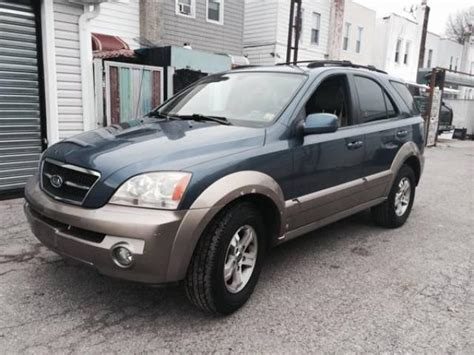 2003 Kia Sorento 4x4 2003 Kia Sorento 4x4 For Sale W 86k Clean Title