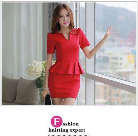 Dress Merah Natal Cantik Terbaru dress natal merah terbaru 2015 jual model