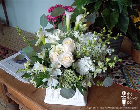 Flowers For Funeral Service by The Flower Pail Funeral Services
