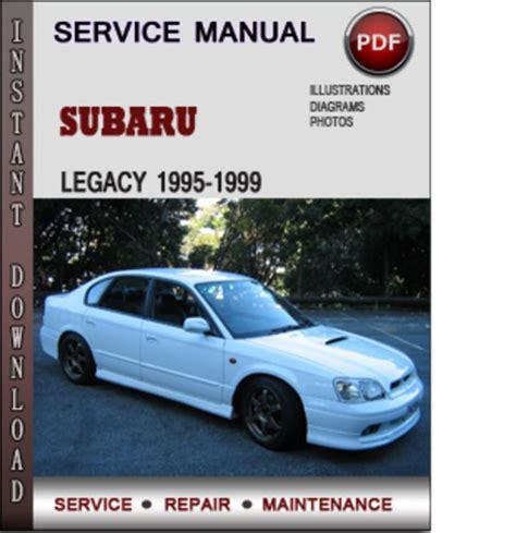 manual repair autos 1995 subaru legacy electronic valve timing subaru legacy 1995 1999 factory service repair manual download pdf