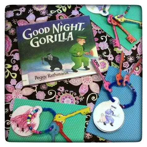 libro good night gorilla 17 best ideas about gorilla craft on zoo crafts zoo crafts preschool and preschool