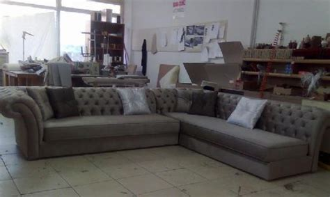 grey fabric chesterfield corner sofa chesterfield corner sofa fabric and gray perfectly