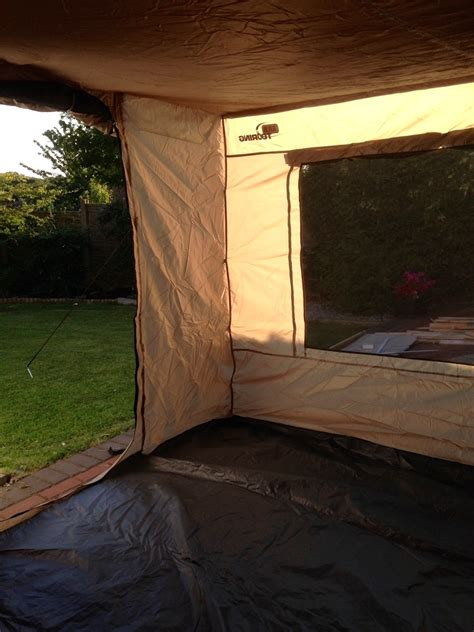 Arb Awning Room With Floor by Arb Awning Room With Floor 2500mm X 2500mm