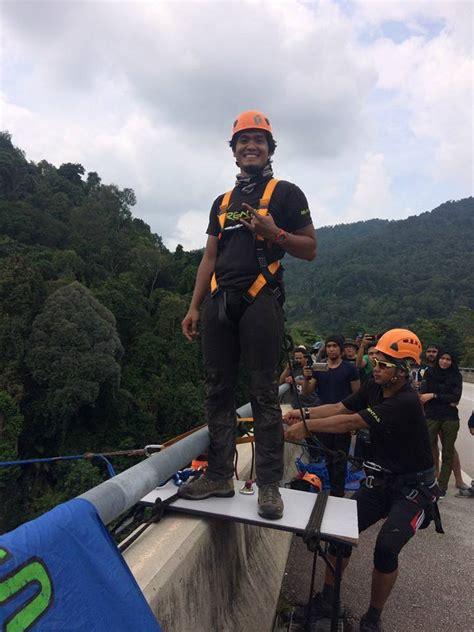 Multimeter Di Malaysia teruja gila kami tengok ropeswing pertama di malaysia
