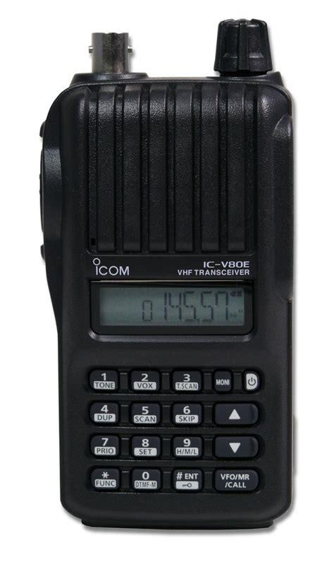 Ht Radio Icom V80 Vhp icom ic v80