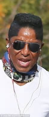 jermaine jackson rocks an impressive new do for his 61st
