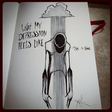 my depression art jobs shawn coss on twitter quot like a million 10 lb rain drops of