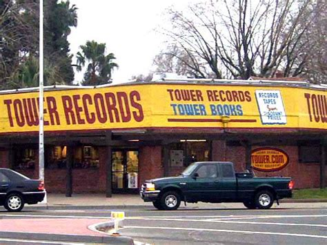 Sacramento Records Time Does Not Erase Cherished Tower Records Memories Valley Community Newspapers Inc