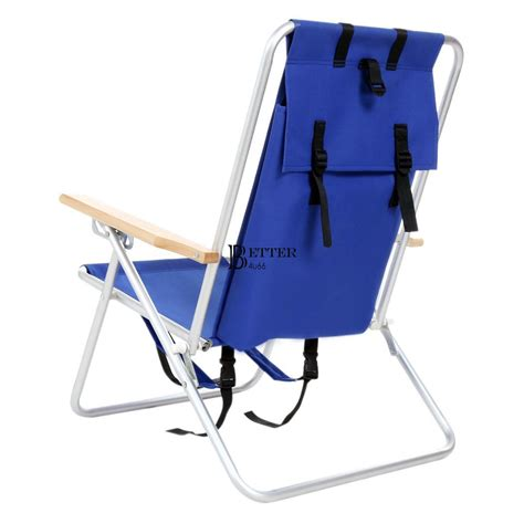 Backpack Chair by Chair Backpack Chair Blue Folding Cing 253lb