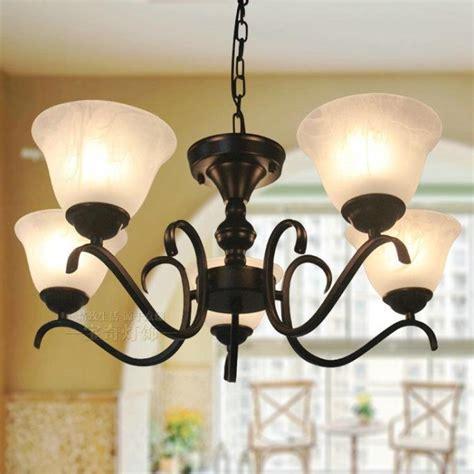 bedroom ceiling chandeliers simple iron chandelier ᗔ restaurant restaurant