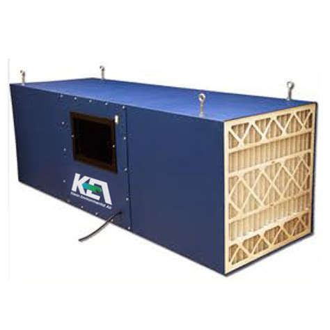model m 30 industrial ambient air cleaner 3000 cfm