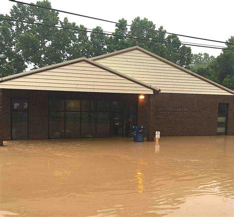 west virginia floods disrupt postal operations post