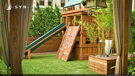 Backyard Play 5 Ways To Add Outdoor Play To Your Yard Synlawn