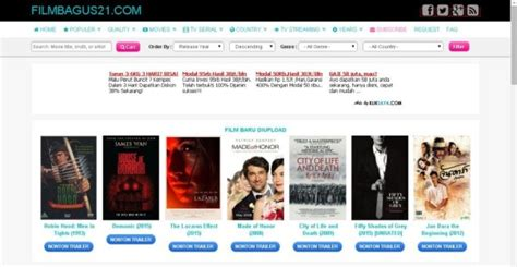 website download film bioskop indonesia 10 situs download film terbaru terlengkap bulan juni 2017
