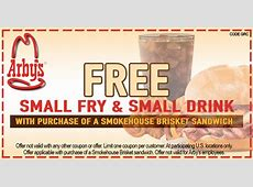 Latest Arby's Coupons May 2019 - BOGO and More! Arby S Coupons