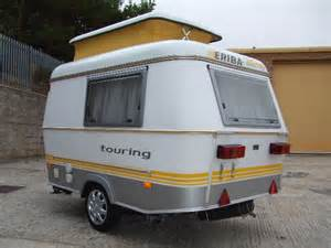 Privacy Blinds Small Caravan