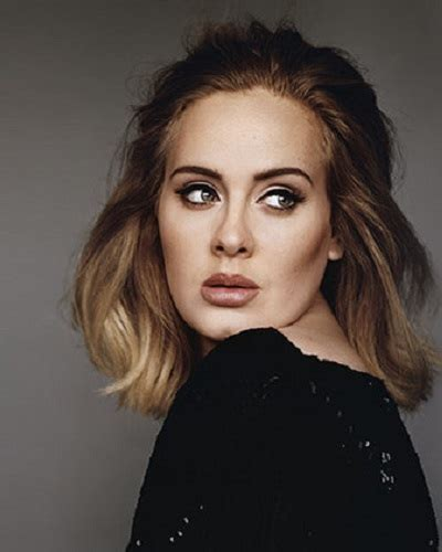 biography of adele in english omg the letter which may break many hearts as adele