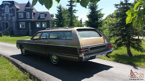Chrysler Town And Country Wagon by Chrysler Town Country Station Wagon