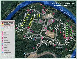 Outdoor Shower For Rv - river bend county park facilities map