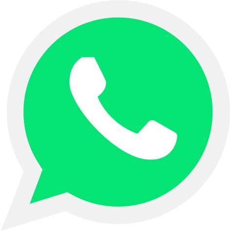 whatsapp logo png transparent background