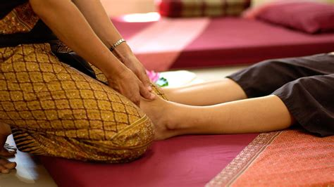 places   foot massage  bangkok silverkris