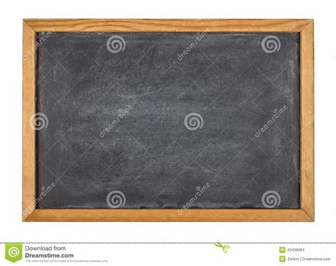 tafel mit holzrahmen tafel mit einem holzrahmen stockfoto bild tafel
