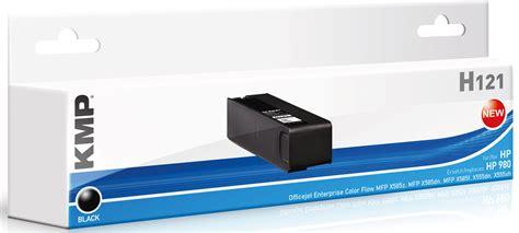 Hp 980 Black Original kmp 1739 4001 tinte hp black 980 refill at