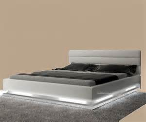 lit cuir design lit en cuir 180 htonn