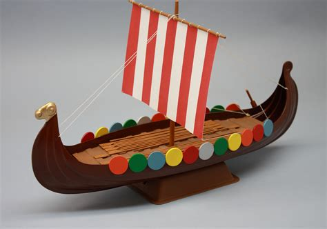 How To Make A Viking Longship Out Of Paper - hobby world inc formerly of montreal ca