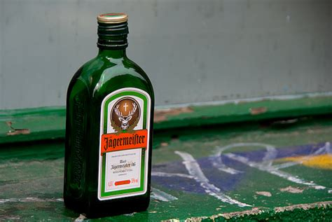 image gallery jagermeister alcohol percentage