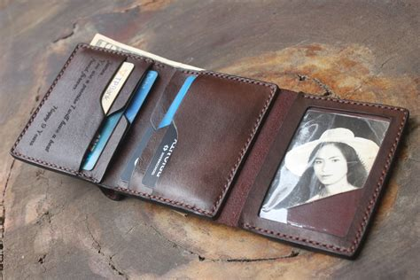 Unique Handmade Gifts For Him - s leather wallet personalized leather wallet