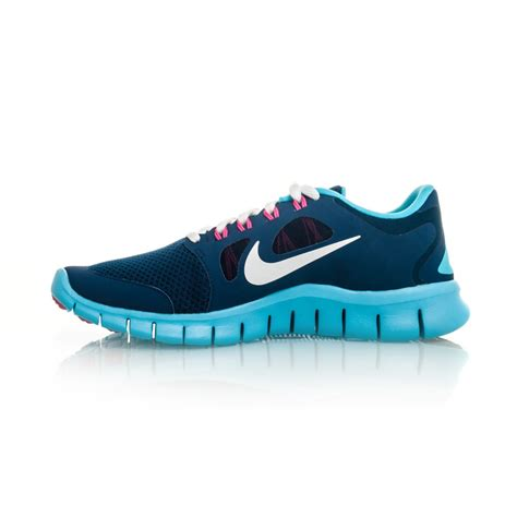 childrens nike running shoes nike free 5 0 gs running shoes blue pink