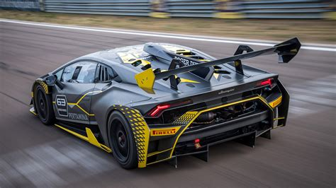 Lamborghini Super Trofeo by 2018 Lamborghini Huracan Super Trofeo Evo Wallpapers Hd