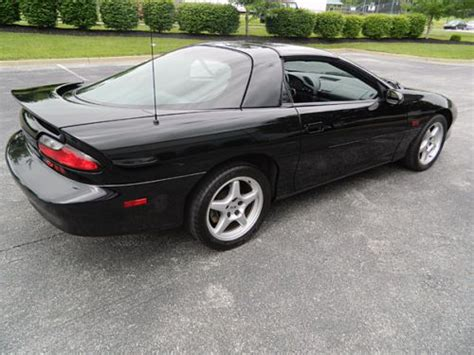 car owners manuals for sale 1998 chevrolet camaro electronic valve timing purchase used 1996 chevrolet camaro z28 ss 1 owner 25k miles 6 speed manual slp packaged in