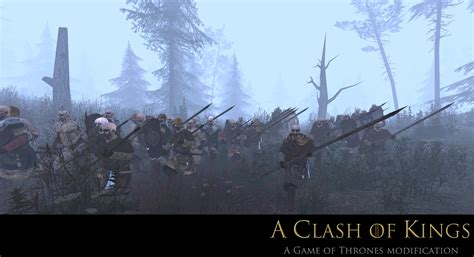 mod game of thrones mount and blade warband wights image a clash of kings game of thrones mod for