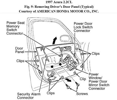 car door diagram wiring diagram schemes