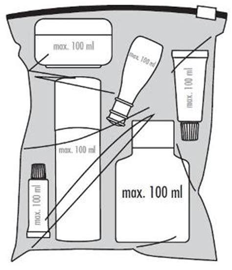 bagages 224 les produits interdits dans l avion
