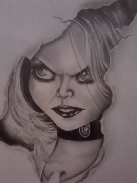 the bride of chucky a noiva de chucky by alequinn on