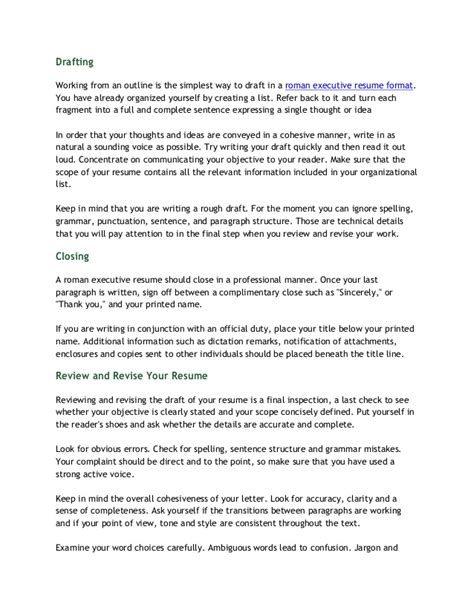 executive resume tips magnificent executive resume tips pictures inspiration