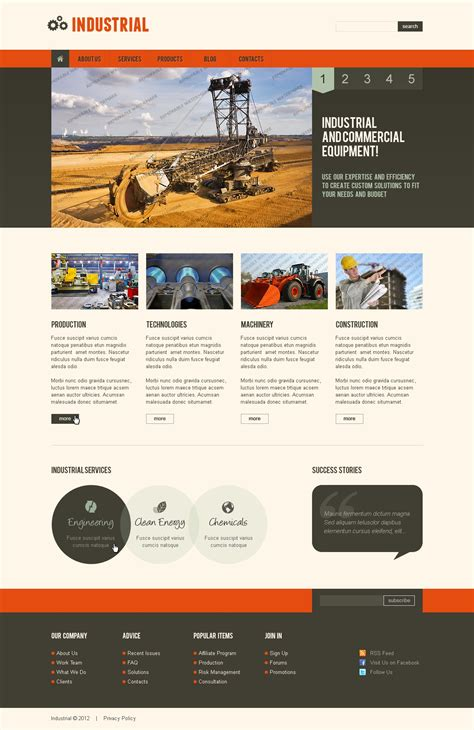 templates for joomla responsive free joomla template