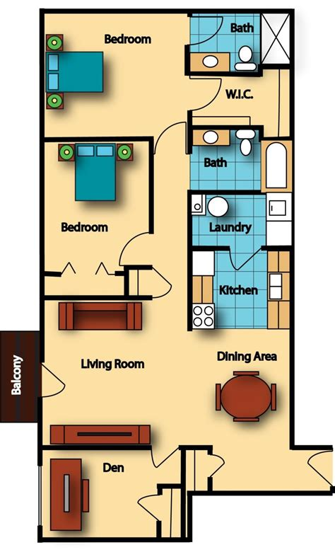 apartment type house plans two bedroom apartment floor plans designs small house indian style luxamcc