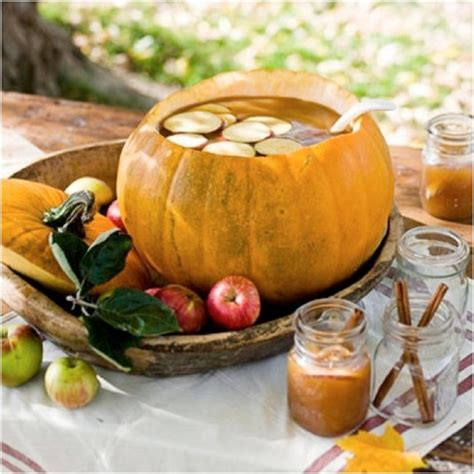 fall entertaining 20 delicious dishes prepared in a whole pumpkin