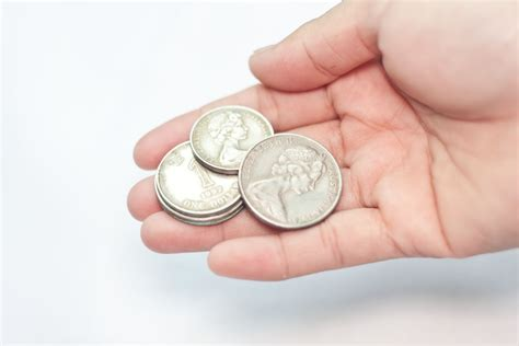 how to clean found coins or fountain coins 8 steps